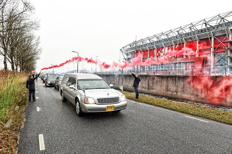 Een indrukwekkend afscheid bij FC Twente